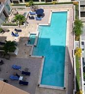 Lap pool - Condo for sale at 1350 Main St #1601, Sarasota, FL 34236 - MLS Number is A4478753