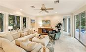 Large Family room for all your fun gatherings ! - Single Family Home for sale at 501 Cutter Ln, Longboat Key, FL 34228 - MLS Number is A4480484
