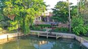 Direct view of the bay & plenty of room for a new dock & boat lift ! - Single Family Home for sale at 501 Cutter Ln, Longboat Key, FL 34228 - MLS Number is A4480484