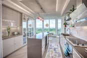 Kitchen - Condo for sale at 545 Sanctuary Dr #B706, Longboat Key, FL 34228 - MLS Number is A4483212