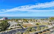 An endless water view - Condo for sale at 800 N Tamiami Trl #1007, Sarasota, FL 34236 - MLS Number is A4485565