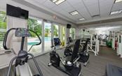 Fitness center at the Meridian - Condo for sale at 409 N Point Rd #402, Osprey, FL 34229 - MLS Number is A4491620