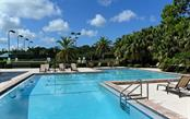 Olympic size pool at The Oaks - Condo for sale at 409 N Point Rd #402, Osprey, FL 34229 - MLS Number is A4491620