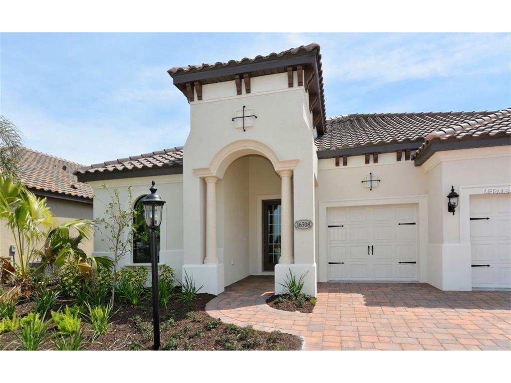 Single Family Home for sale at 16508 Berwick Ter, Lakewood Ranch, FL 34202 - MLS Number is N5904801