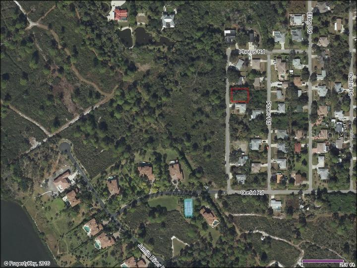view - Vacant Land for sale at Phorus Rd, Venice, FL 34293 - MLS Number is N5910254