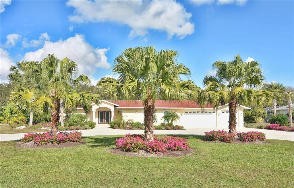 Front - Single Family Home for sale at 2505 Northway Dr, Venice, FL 34292 - MLS Number is N5911099