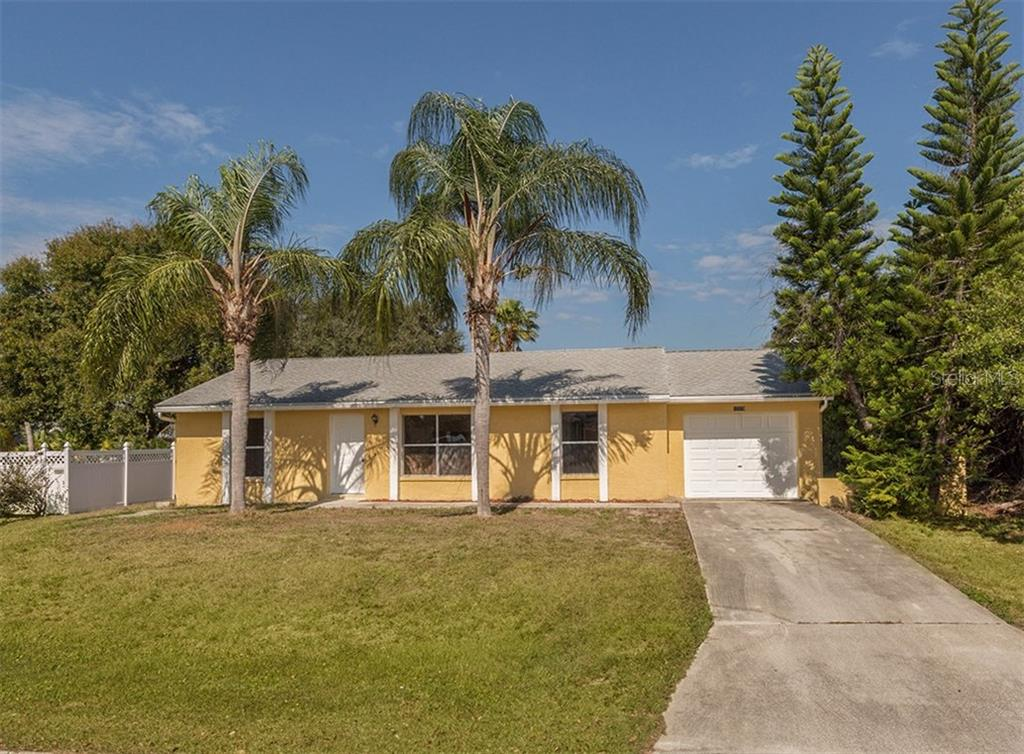 Front - Single Family Home for sale at 10308 Grail Ave, Englewood, FL 34224 - MLS Number is N5911429