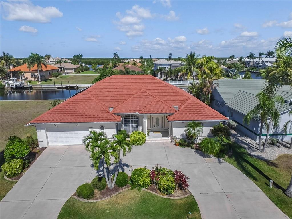 Disclosures - Single Family Home for sale at 3617 Bonaire Ct, Punta Gorda, FL 33950 - MLS Number is N5911551