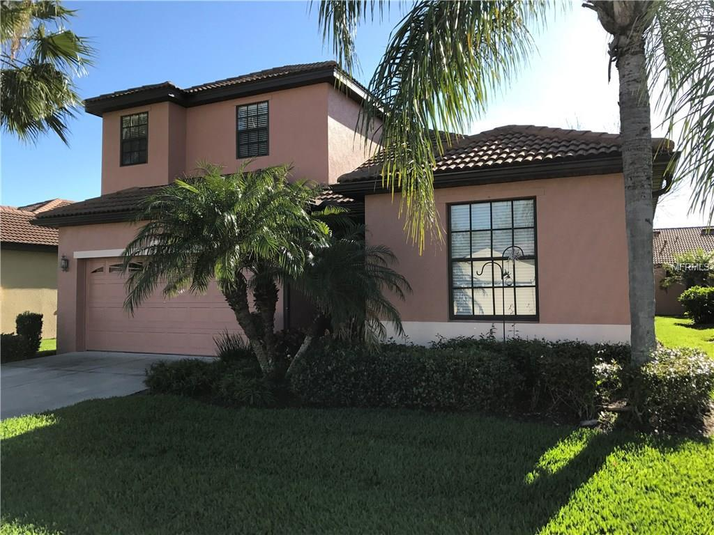 Front - Single Family Home for sale at 20607 Capello Dr, Venice, FL 34292 - MLS Number is N5912028