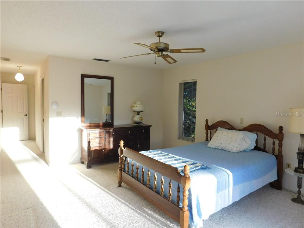 Bedroom - Single Family Home for sale at 523 Warwick Dr, Venice, FL 34293 - MLS Number is N5912085
