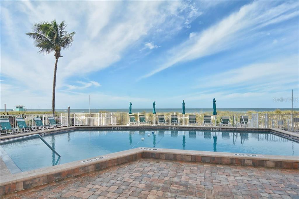Pool - Condo for sale at 255 The Esplanade N #805, Venice, FL 34285 - MLS Number is N5912261