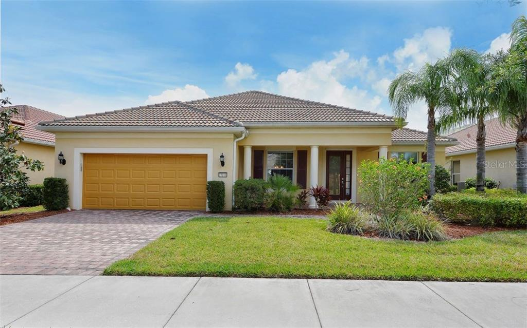 Front - Single Family Home for sale at 19168 Jalisca St, Venice, FL 34293 - MLS Number is N5912651