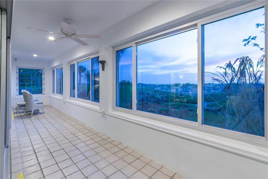 Porch/Balcony - Villa for sale at 710 Golden Beach Blvd #v4, Venice, FL 34285 - MLS Number is N5912832