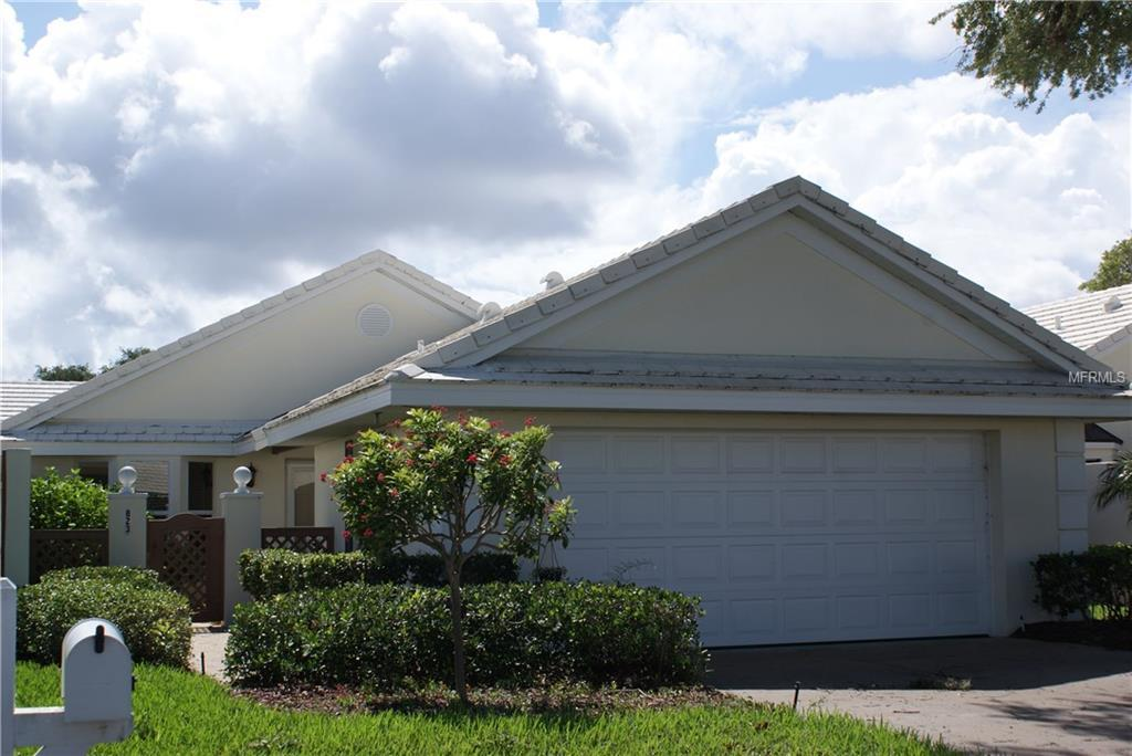 Villa for sale at 823 Harrington Lake Ln #33, Venice, FL 34293 - MLS Number is N5913242