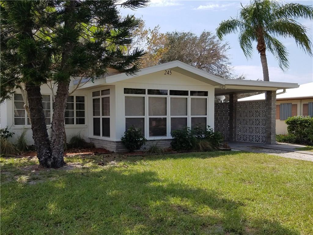 Single Family Home for sale at 245 San Marco Dr, Venice, FL 34285 - MLS Number is N5913734