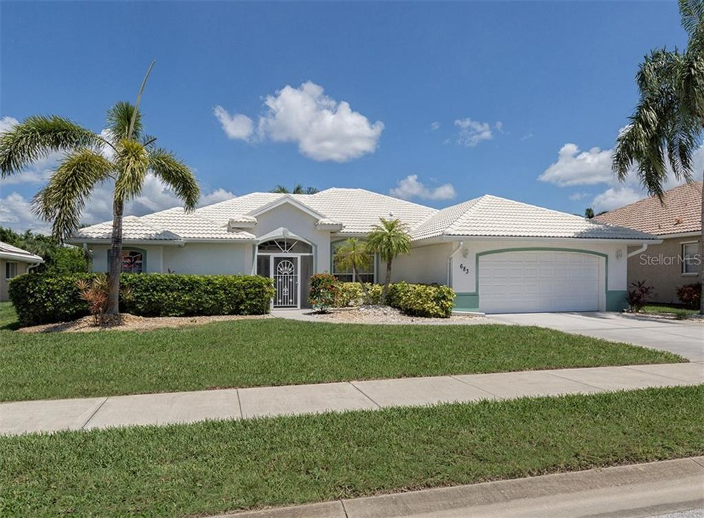 Front - Single Family Home for sale at 683 May Apple Way, Venice, FL 34293 - MLS Number is N5913909