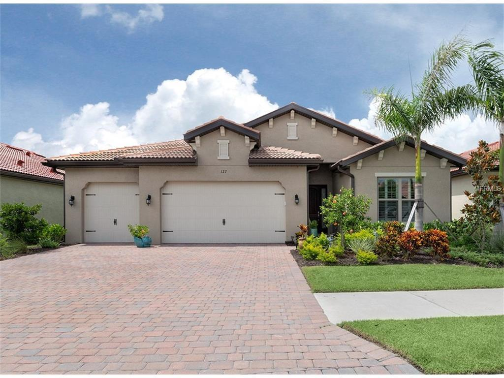 Single Family Home for sale at 127 Toscavilla Blvd, Nokomis, FL 34275 - MLS Number is N5914101