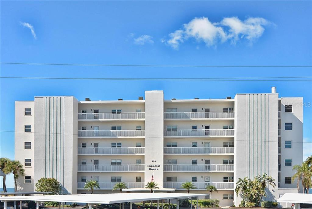 Front - Condo for sale at 333 The Esplanade N #402, Venice, FL 34285 - MLS Number is N5914981