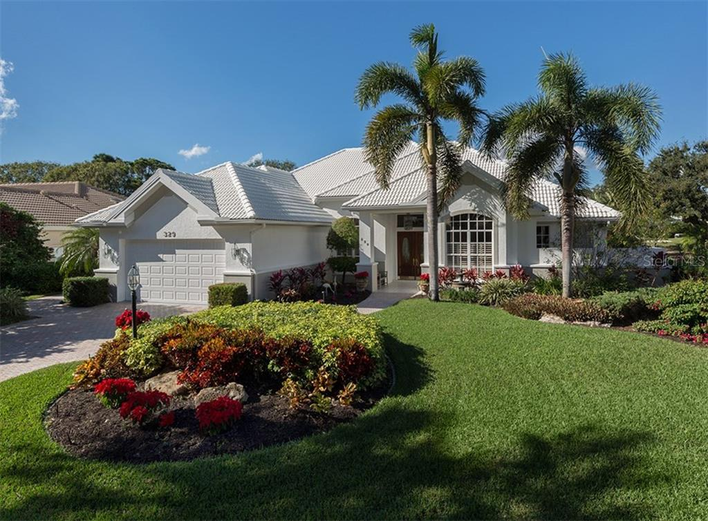 Flood Disclosure - Single Family Home for sale at 329 Venice Golf Club Dr, Venice, FL 34292 - MLS Number is N5915275