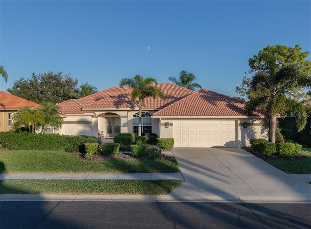 Front - Single Family Home for sale at 866 Wood Sorrel Ln, Venice, FL 34293 - MLS Number is N5915362