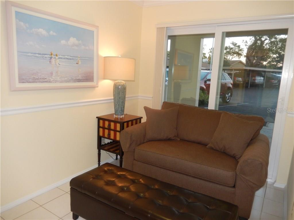 Bonus room that could be used as a den/office or overflow using a sofabed. - Condo for sale at 500 The Esplanade N #102, Venice, FL 34285 - MLS Number is N5915924