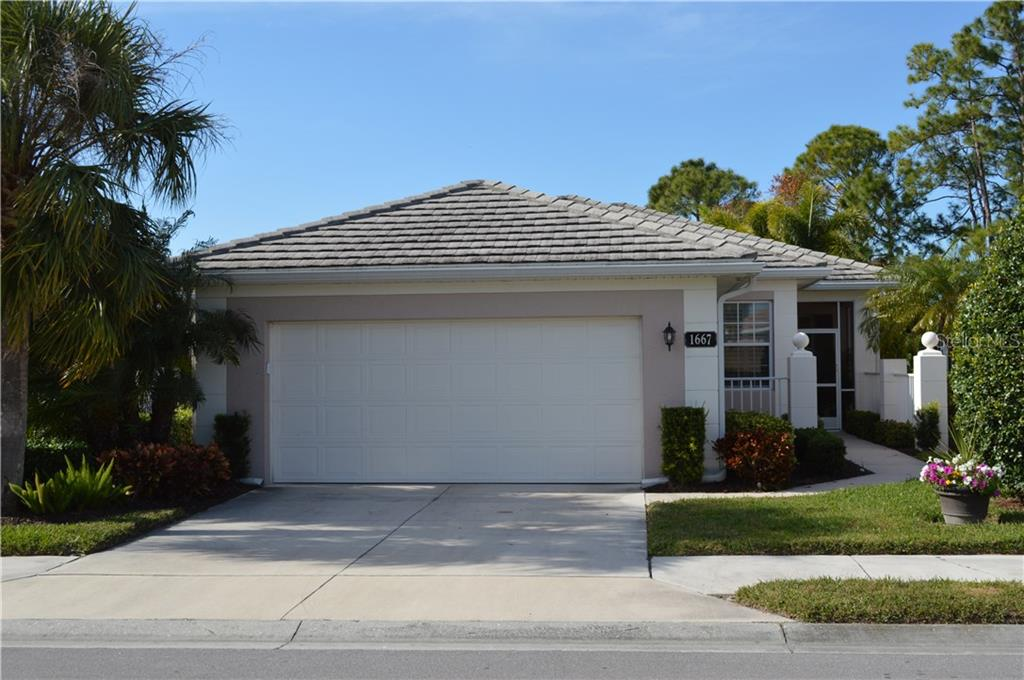 Sellers Disclosure - Villa for sale at 1667 Lancashire Dr #1667, Venice, FL 34293 - MLS Number is N5915963