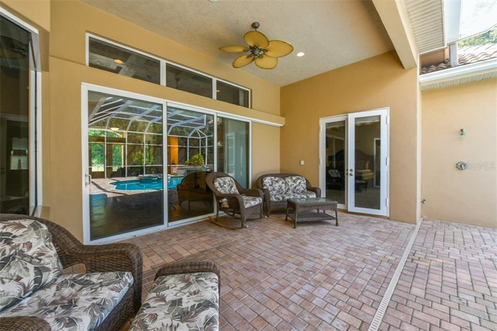 Lanai - Single Family Home for sale at 5515 Reisterstown Rd, North Port, FL 34291 - MLS Number is N6100346