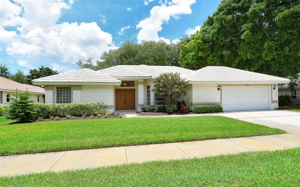 New Supplement - Single Family Home for sale at 373 Roseling Cir, Venice, FL 34293 - MLS Number is N6100641