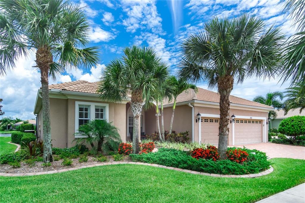 Seller's Property Disclosure - Single Family Home for sale at 368 Marsh Creek Rd, Venice, FL 34292 - MLS Number is N6101204