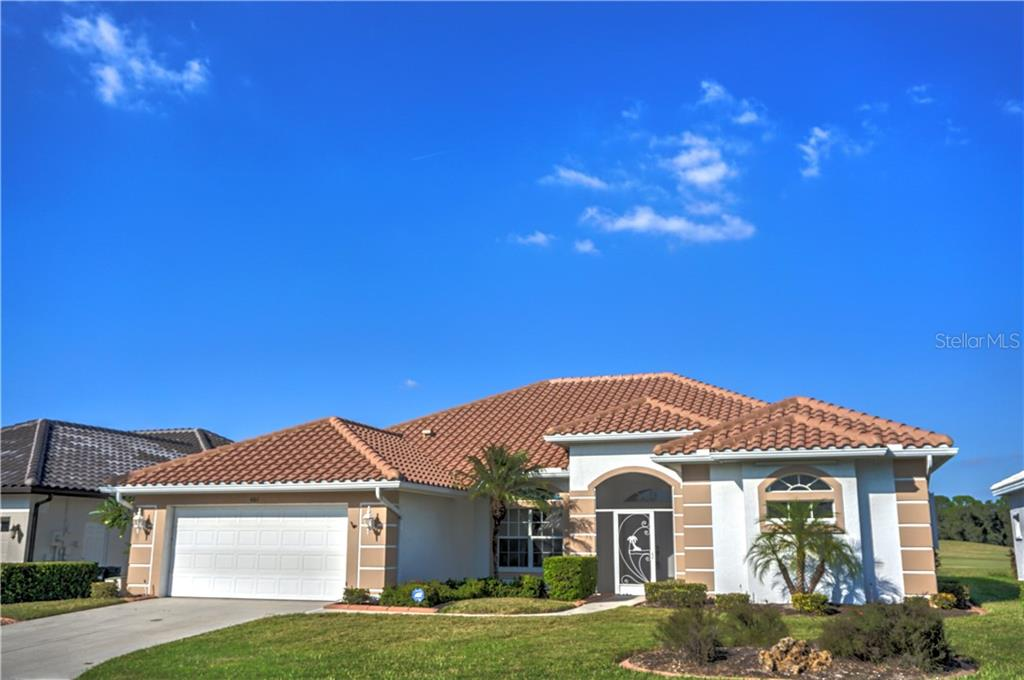 New Supplement - Single Family Home for sale at 461 Fairway Isles Dr, Venice, FL 34285 - MLS Number is N6101525