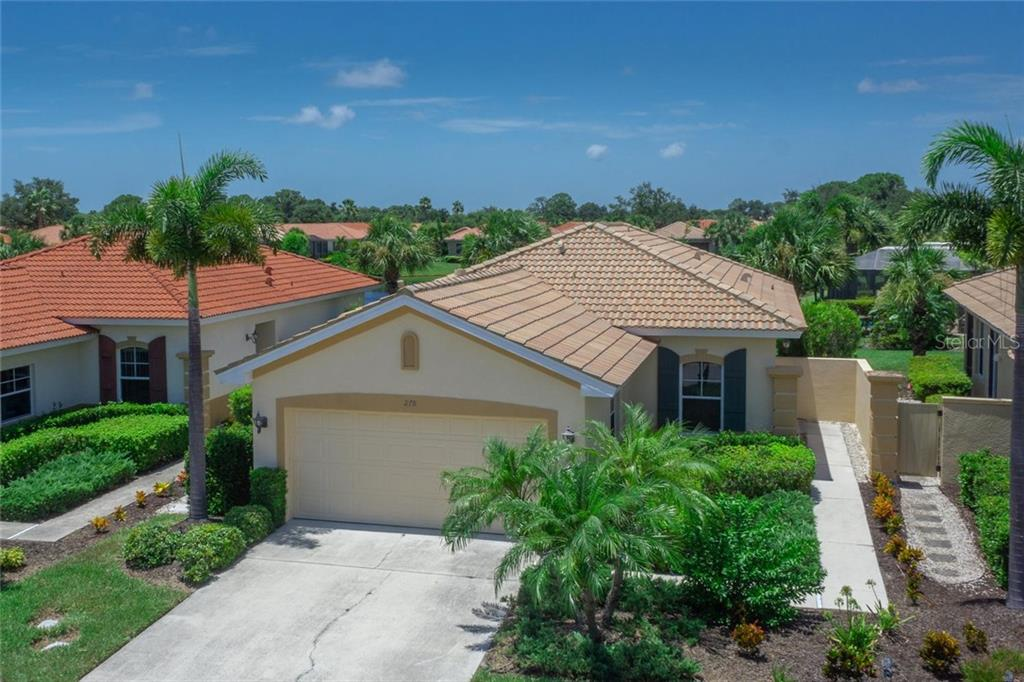 Single Family Home for sale at 278 Padova Way, North Venice, FL 34275 - MLS Number is N6101712
