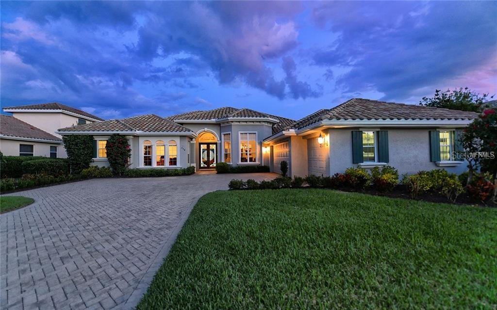 Floor Plan - Single Family Home for sale at 258 Pesaro Dr, North Venice, FL 34275 - MLS Number is N6101714