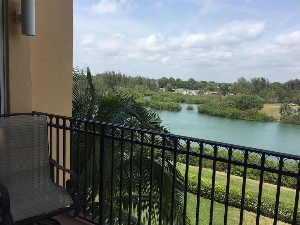 The Waterfront #407..fantastic view - Condo for sale at 157 Tampa Ave E #407, Venice, FL 34285 - MLS Number is N6101715
