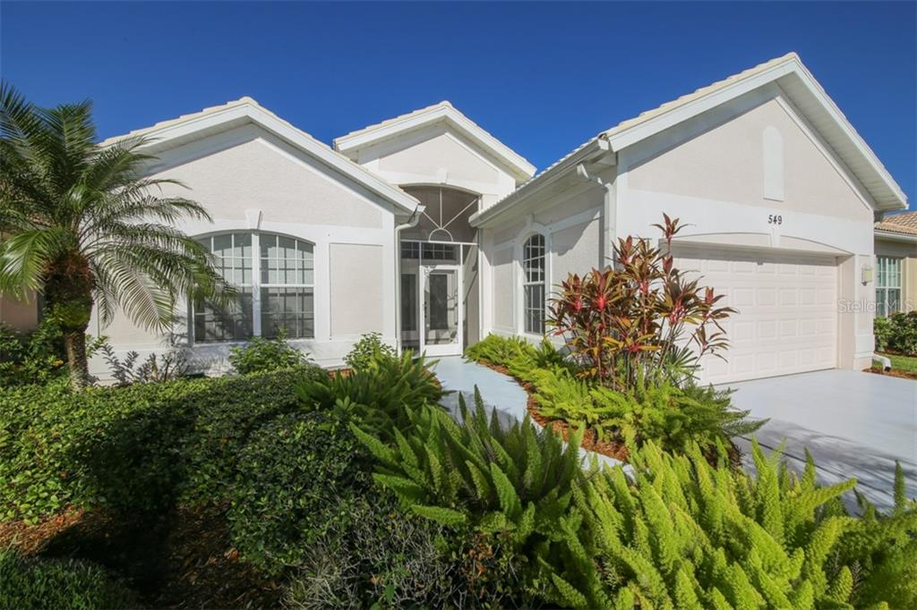 Home Owners Disclosure - Single Family Home for sale at 549 Misty Pine Dr, Venice, FL 34292 - MLS Number is N6101832