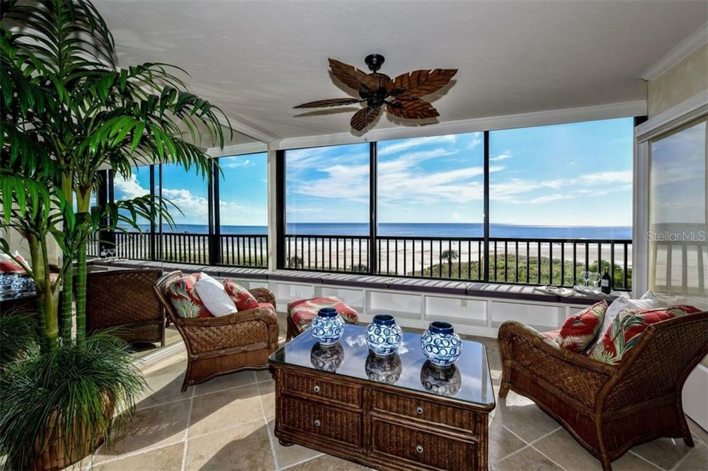 GORGEOUS WATER VIEW! - Condo for sale at 5740 Midnight Pass Rd #505 F, Sarasota, FL 34242 - MLS Number is N6102195