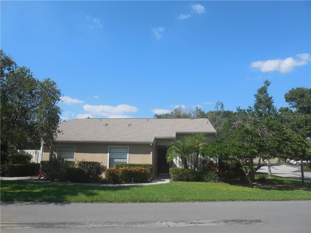 Front - Villa for sale at 3371 Tallywood Ct #7124, Sarasota, FL 34237 - MLS Number is N6102458