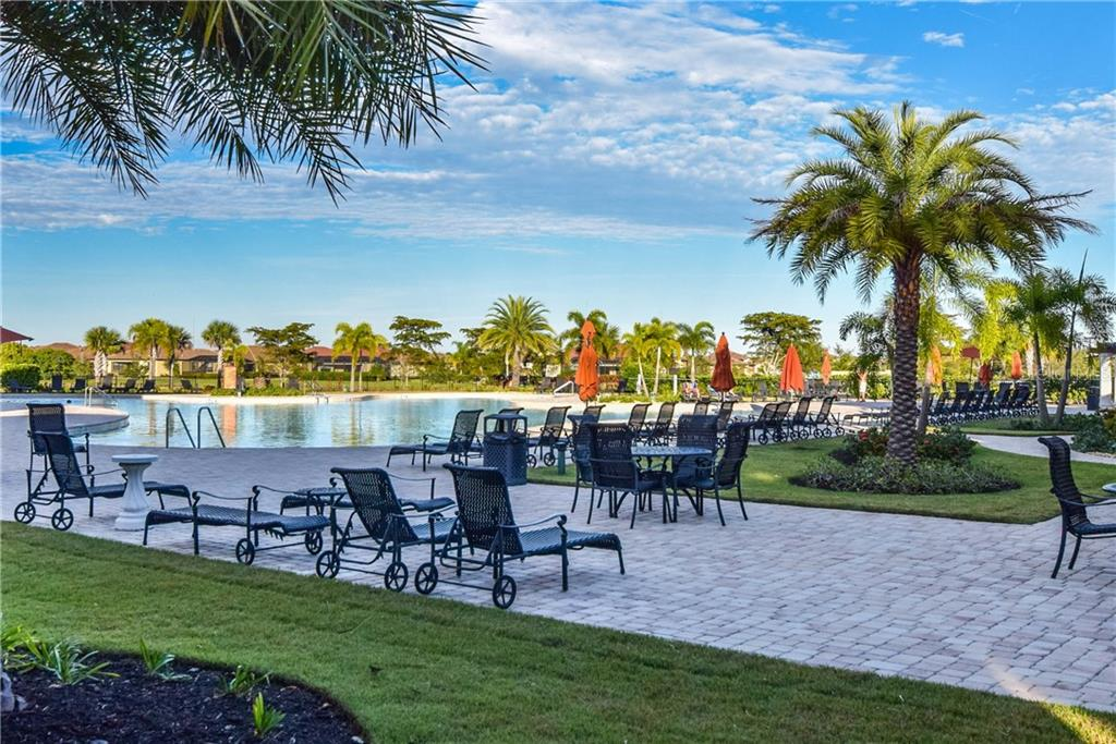Gran Paradiso Community Pool - Single Family Home for sale at 13254 Famiglia Dr, Venice, FL 34293 - MLS Number is N6103426