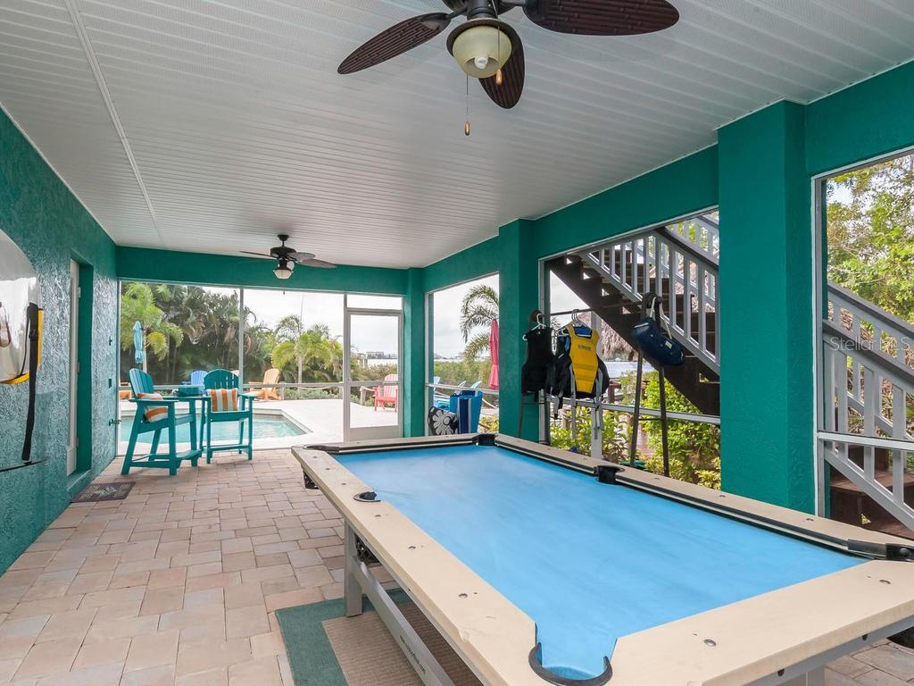 Lanai - Single Family Home for sale at 735 Eagle Point Dr, Venice, FL 34285 - MLS Number is N6103576