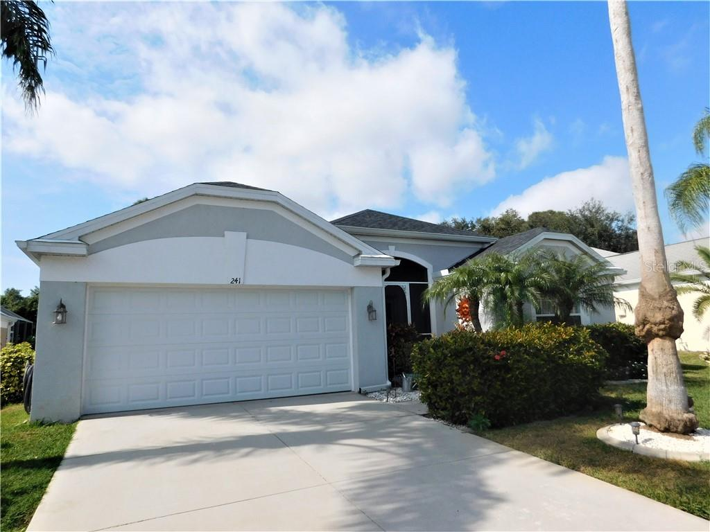 Improvements - Single Family Home for sale at 241 Fareham Dr, Venice, FL 34293 - MLS Number is N6104143