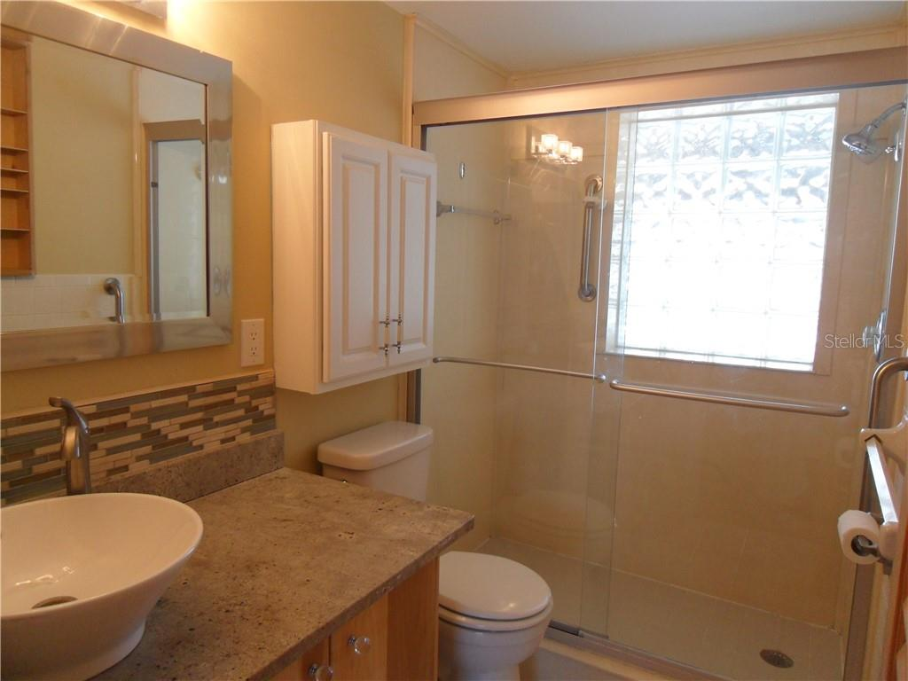 Master Bath - Single Family Home for sale at 41 Caroll Cir, Englewood, FL 34223 - MLS Number is N6104860