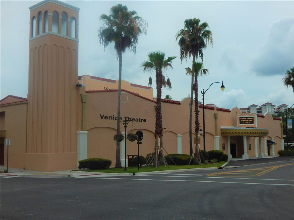 Downtown Venice, Venice Theatre - Villa for sale at 572 Clubside Cir #34, Venice, FL 34293 - MLS Number is N6105221