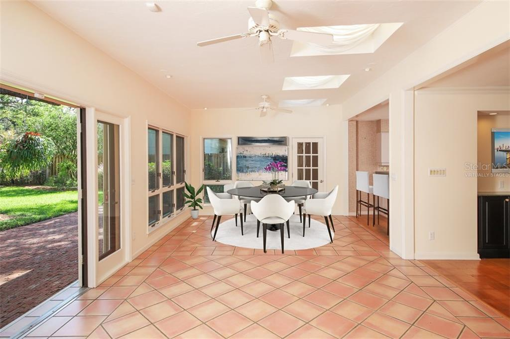 Virtually Staged - Single Family Home for sale at 1743 North Dr, Sarasota, FL 34239 - MLS Number is N6105623