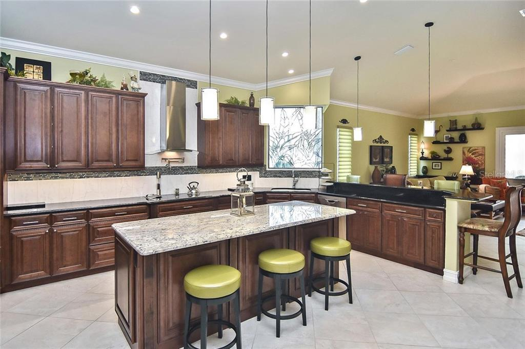 Kitchen - Single Family Home for sale at 753 Guild Dr, Venice, FL 34285 - MLS Number is N6105757