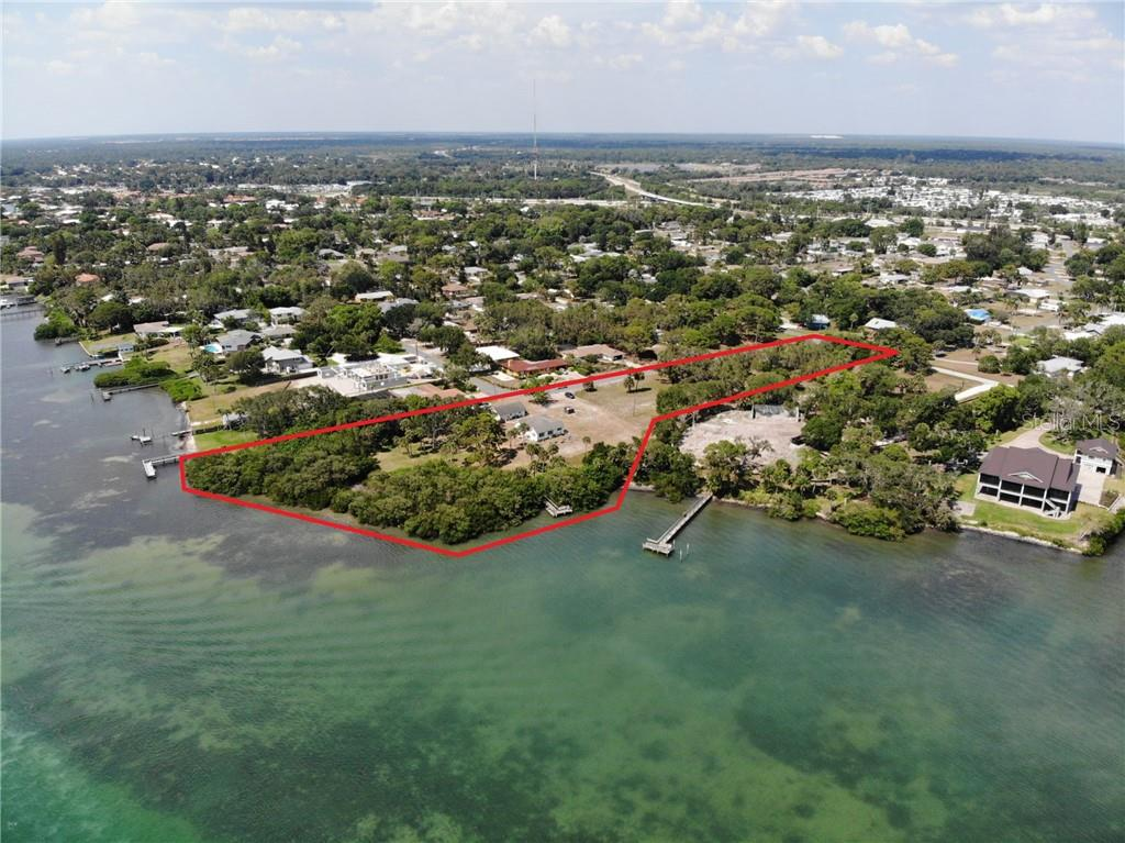 Cassata Pointe Community Site - 7 Lots in total - Vacant Land for sale at 1461 Bayshore Rd, Nokomis, FL 34275 - MLS Number is N6105979