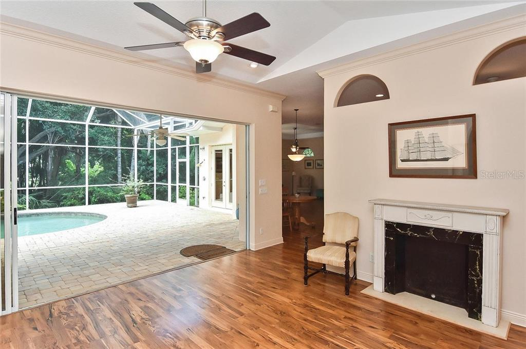 Living Room - Single Family Home for sale at 1709 Hudson St, Englewood, FL 34223 - MLS Number is N6106345