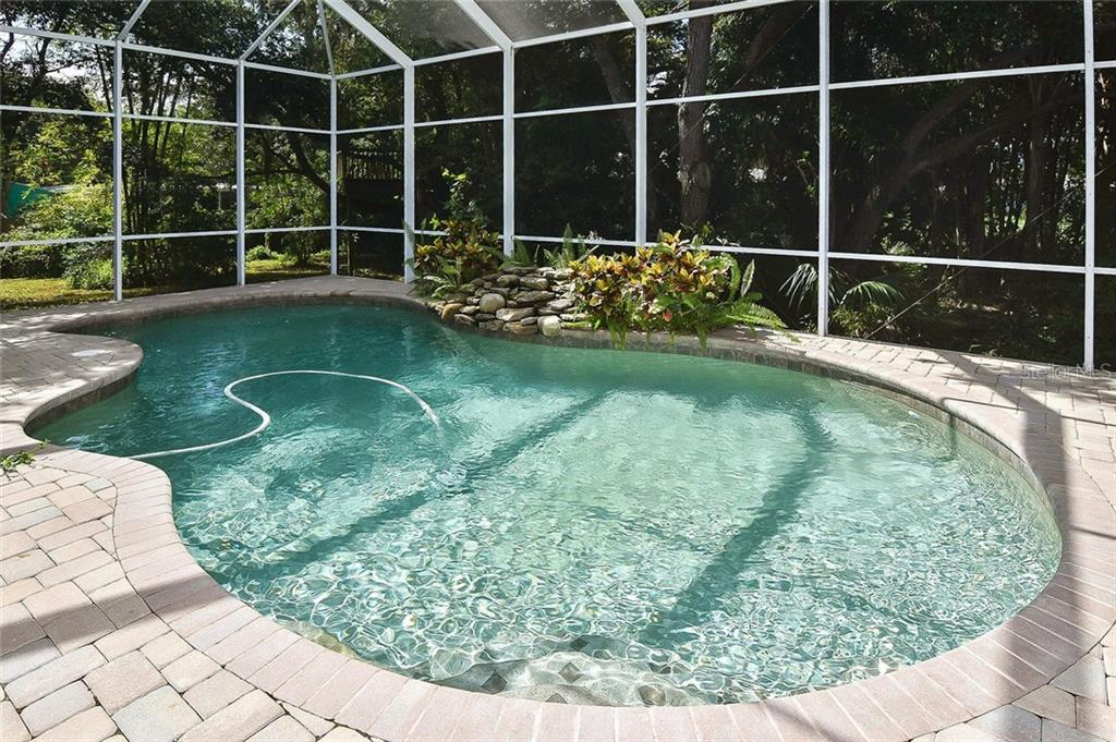 Swimming Pool - Single Family Home for sale at 1709 Hudson St, Englewood, FL 34223 - MLS Number is N6106345