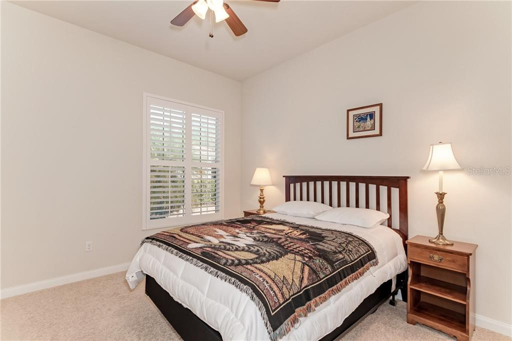 GUEST BEDROOM - Single Family Home for sale at 13349 Ipolita St, Venice, FL 34293 - MLS Number is N6107109