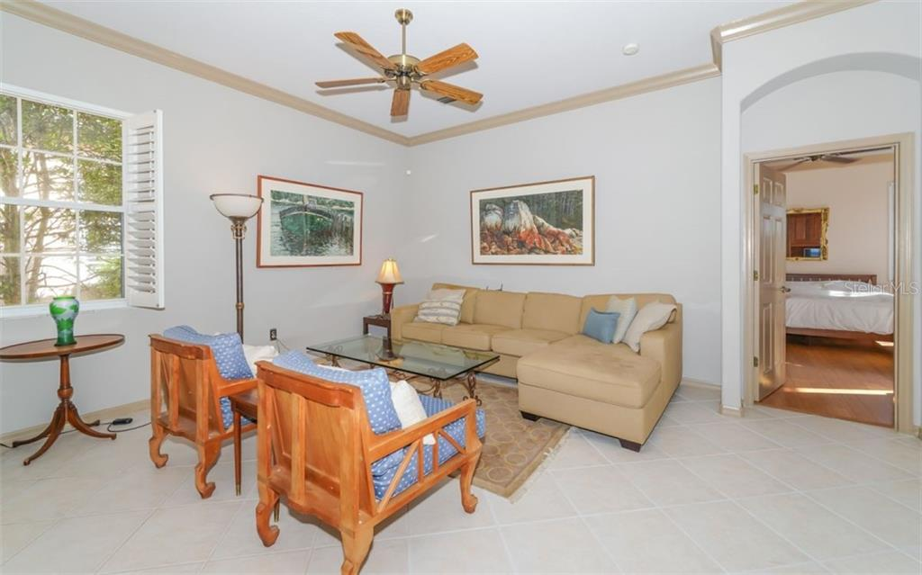 Great room - Single Family Home for sale at 226 Rio Terra, Venice, FL 34285 - MLS Number is N6107320