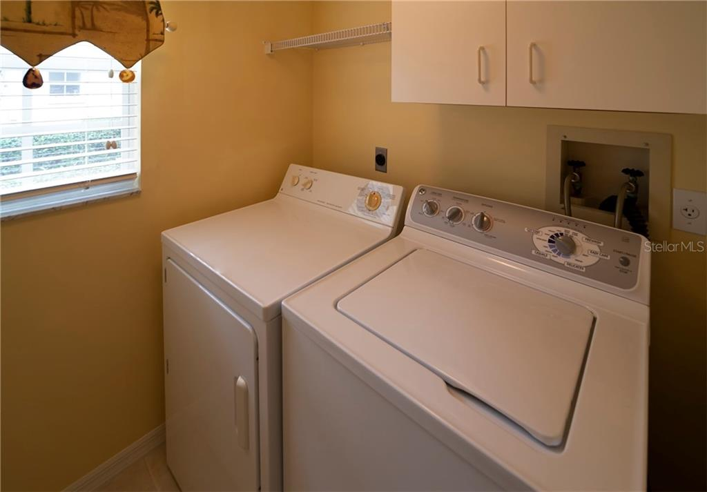 Inside Laundry Room - Condo for sale at 815 Montrose Dr #101, Venice, FL 34293 - MLS Number is N6107969