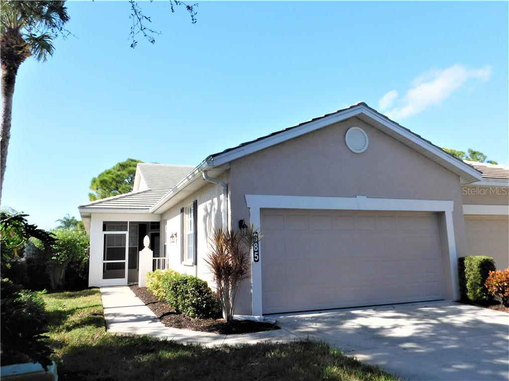 Condominium Rider - Villa for sale at 885 Chalmers Dr #6, Venice, FL 34293 - MLS Number is N6108126